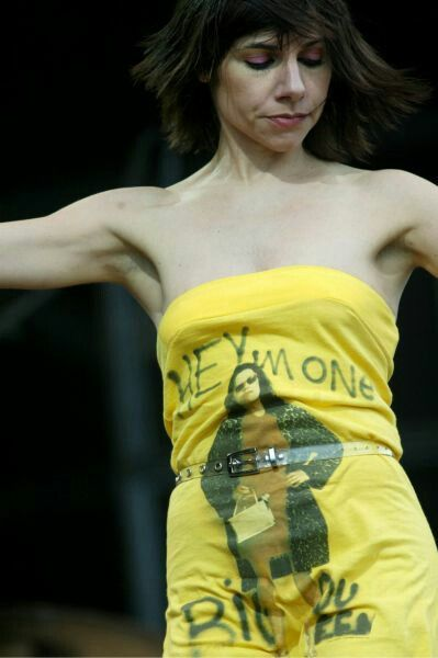 PJ Harvey Women In Music Wednesday LD