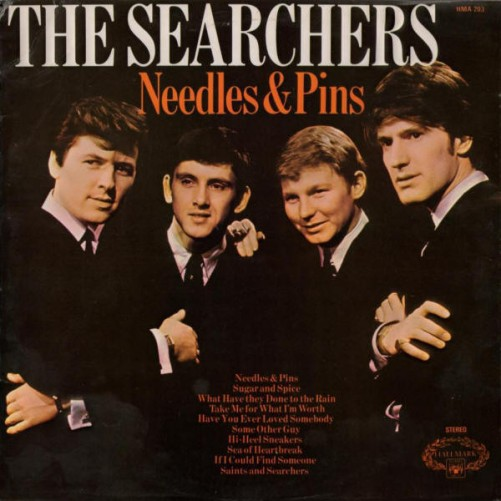 The Searches Needles and Pins Weller Wednesday