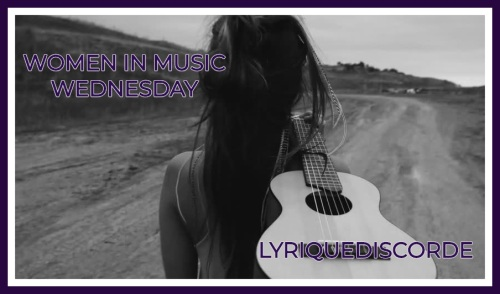 Women In Music Wednesday Lyriquediscorde Header