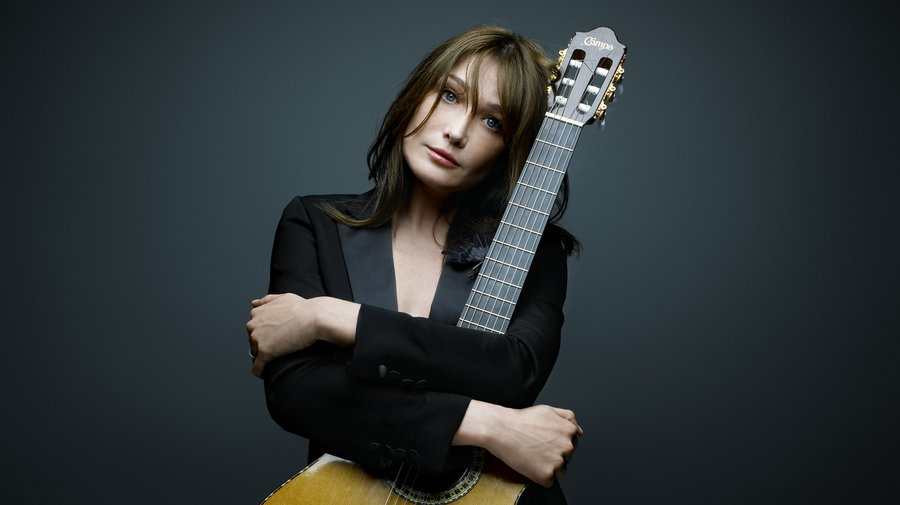 Carla Bruni Song of the Day Lyriquediscorde