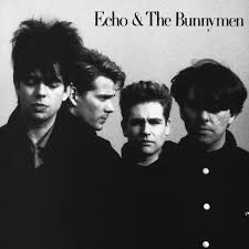 Echo And The Bunnymen Self Titled album First Wave On Mondays