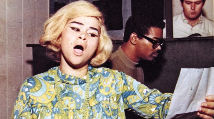 Etta James Top 5 Music Obsessions