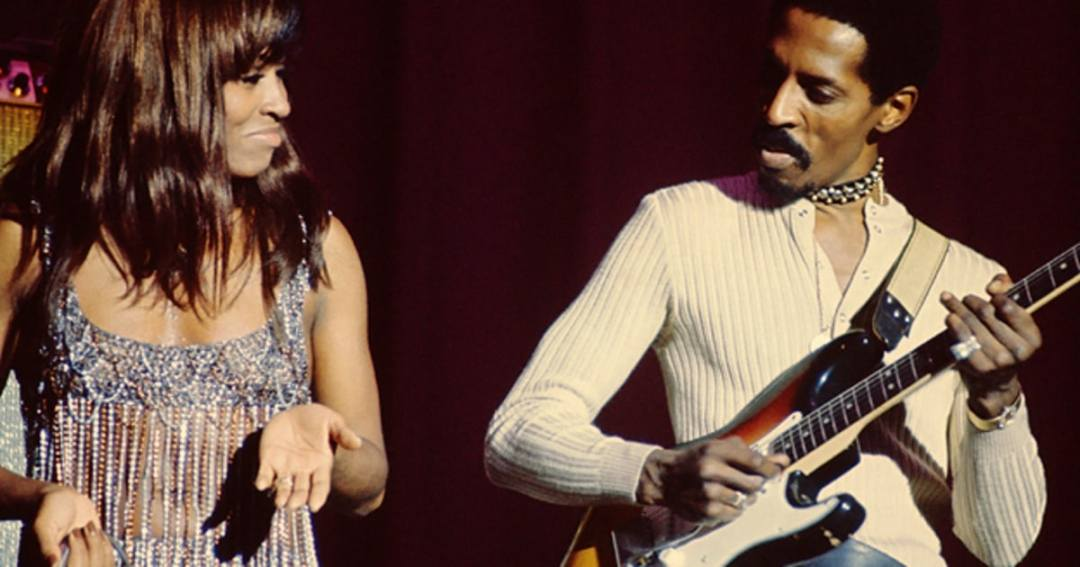 Ike and Tina Turner Top 5 Music Obsessions