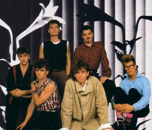 INXS Not Enough Time Top 5 Music Obsessions Song 3