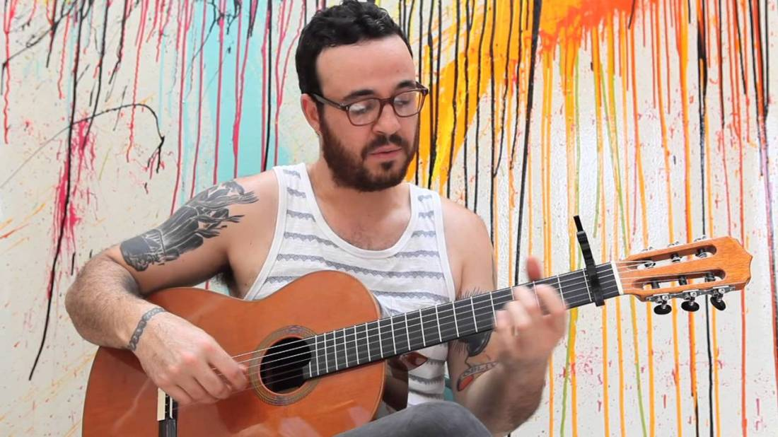 Nathan Reich The Dream Song Song of the Day