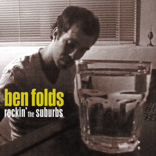 Rockin the Suburbs Song of the Day Ben Folds