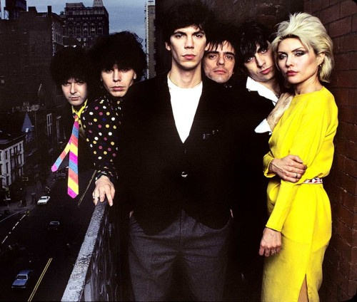 Blondie Dreaming Top 5 Music Obsessions Song 2