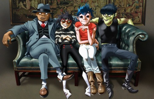 Gorillaz Idaho Top 5 Music Obsessions Song 4