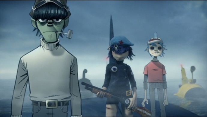 Gorillaz Song of the Day Lyriquediscorde