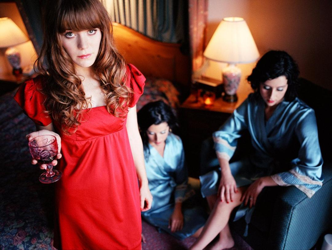 Jenny Lewis and the Watson Twins Song of the Day Lyriquediscorde