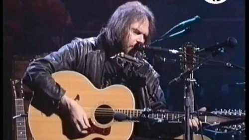 Neil Young Helpless Unplugged Top 5 Music Obsessions Song 3