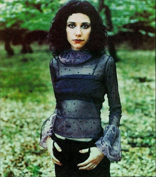 PJ Harvey Dress Top 5 Music Obsessions Song 1