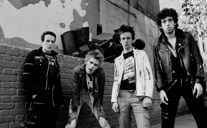 The Clash Song of the Day Lyriquediscorde