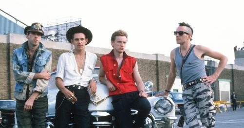 The Clash Straight To Hell Top 5 Music Obsessions Song 3