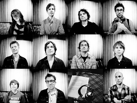 Wilco and Feist You and I We Make a Little History