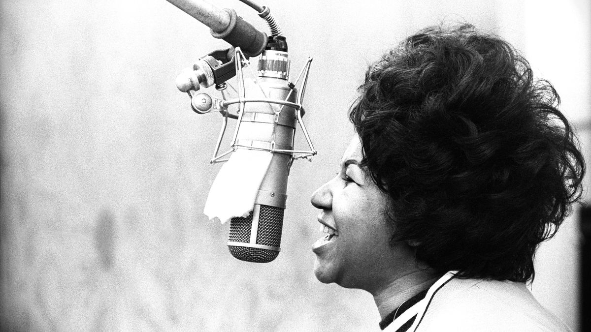 Aretha Franklin Song of the Day Lyriquediscorde