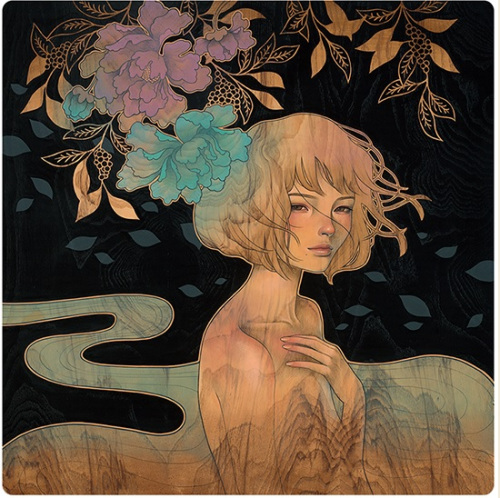 Audrey Kawasaki Art Song of the Day