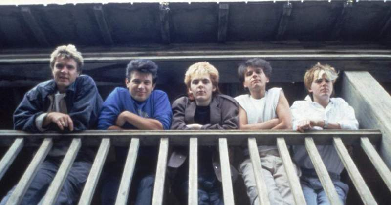 Duran Duran First Wave on Mondays