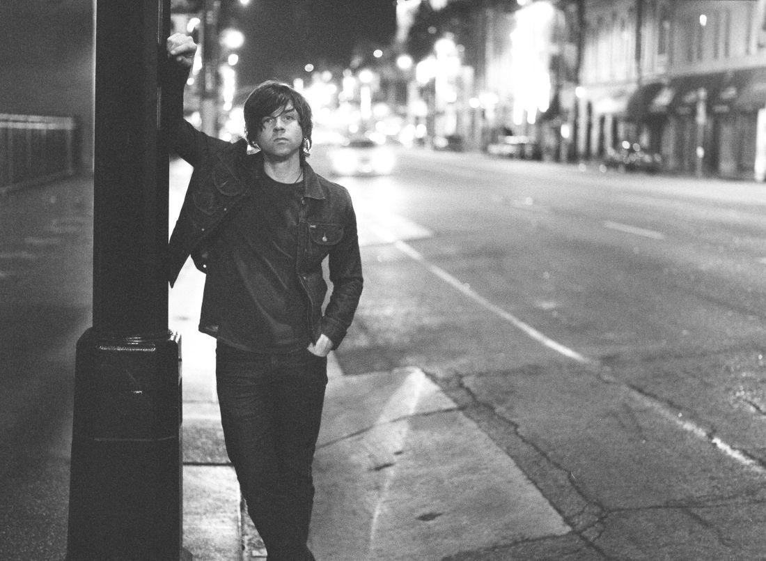 Ryan Adams Lucky Now Songs and Poetry