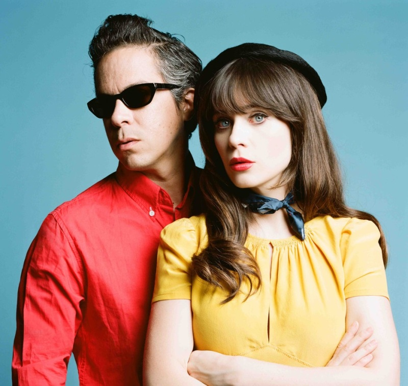 She and Him Song of the Day Lyriquediscorde