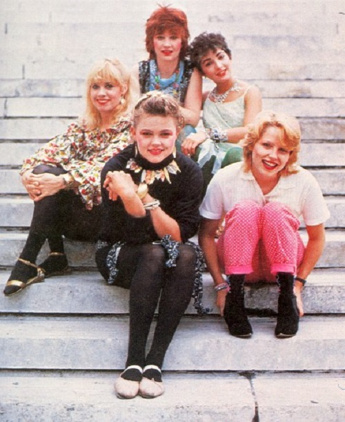 The Go-Go's This Town Top 5 Music Obsessions Song 1