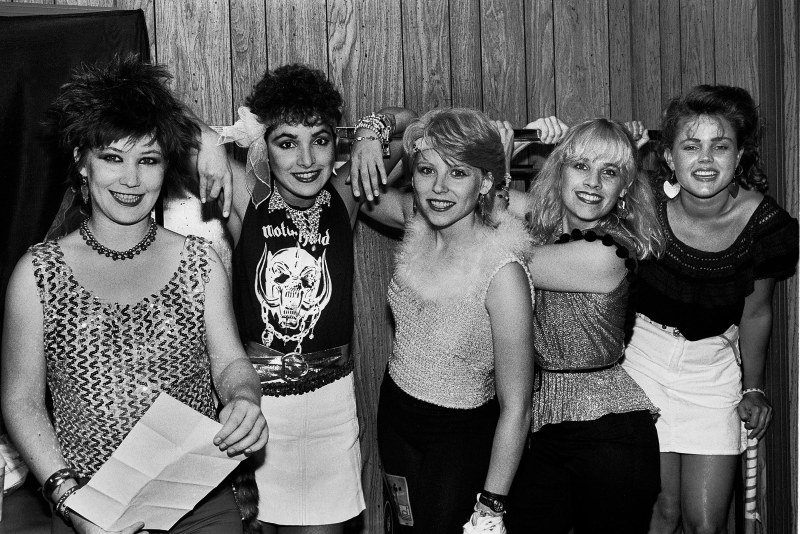 The Go-Go's Top 5 Music Obsessions Lyriquediscorde