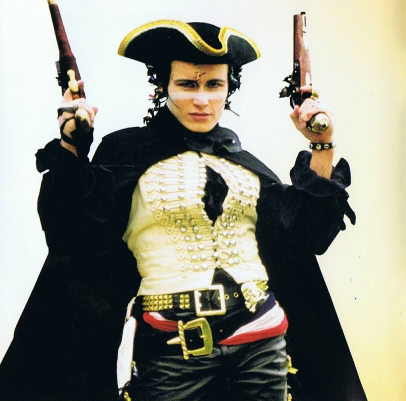 Adam and the Ants Flashback 500