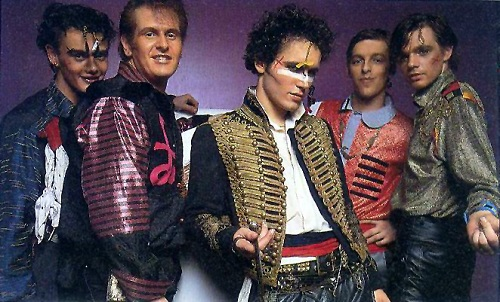 Adam and the Ants Dog Eat Dog Top 500