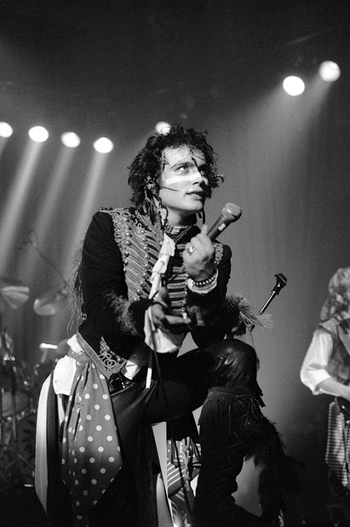 Adam and the Ants Antmusic 497