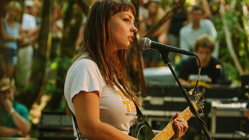 Angel Olsen Heart Shaped Face Top 5 Music Obsessions Song 1