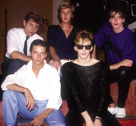 Duran Duran New Moon On Monday Flashback 500