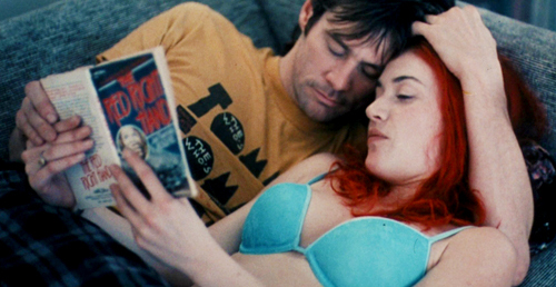 Eternal Sunshine of the Spotless Mind Favorite Movies Movie 1
