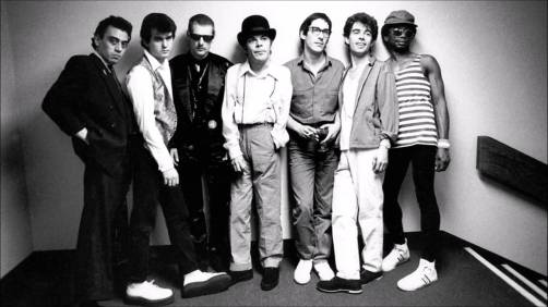 Ian Dury and the Blockheads Flashback 500