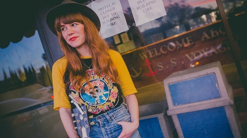 Jenny Lewis Rise Up With Fists!! Song of the Day