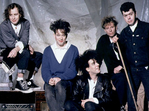 The Cure 500