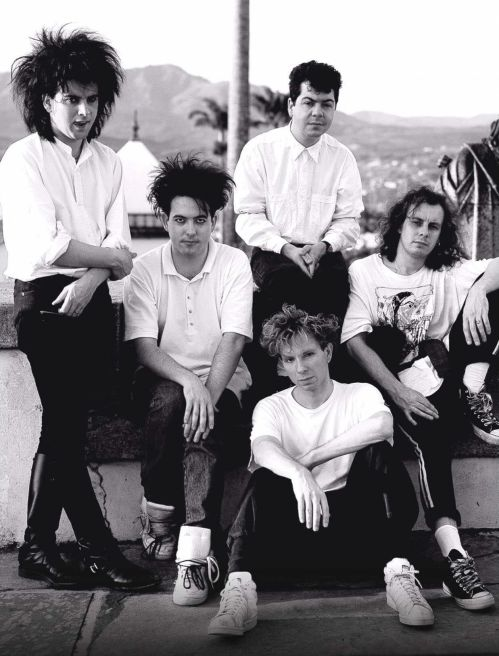 The Cure Hot Hot Hot Flashback 500