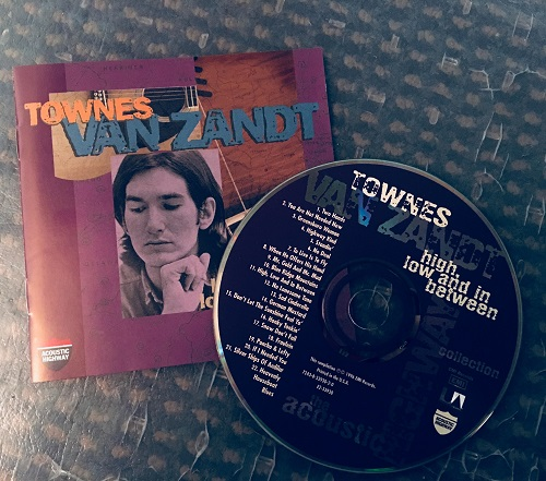 Townes Van Zandt High Low and In Between Album Highlight Lyriquediscorde