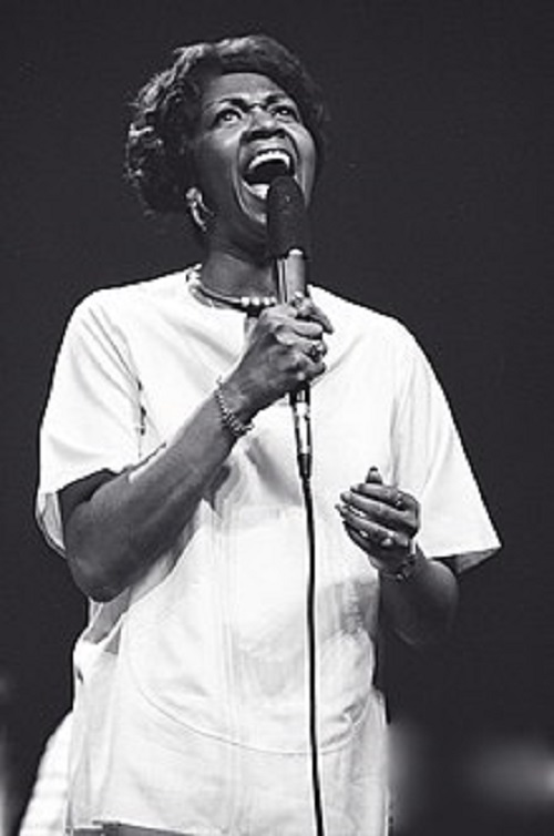 Cissy Houston SOTD
