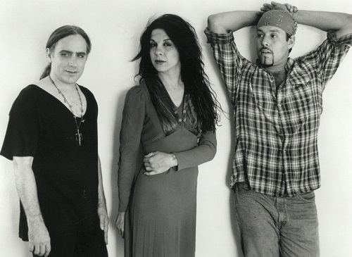 Johnette Napolitano The Ship Song Concrete Blonde
