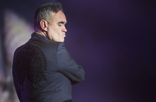 Morrissey Top 5 Music Obsessions