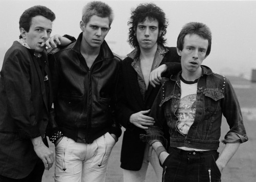 The Clash Lost In the Supermarket Top 5 Music Obsessions Song 3