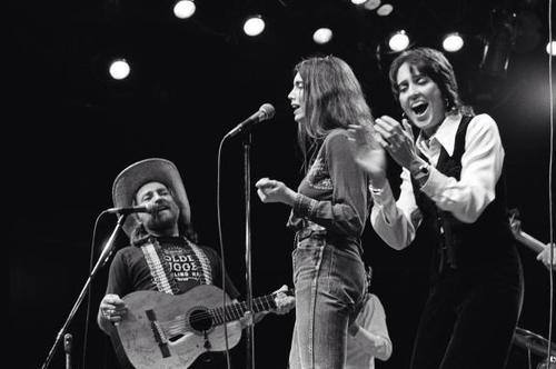 Willie and Emmylou