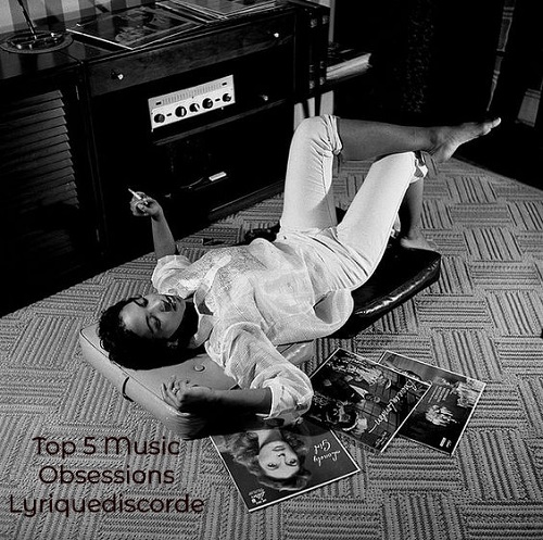 Top 5 Music Obsessions Header Lyriquediscorde 2019