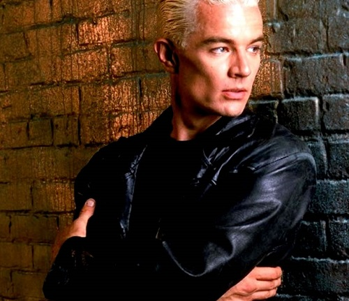 Spike Buffy the Vampire Slayer Top Ten Male TV Characters 8