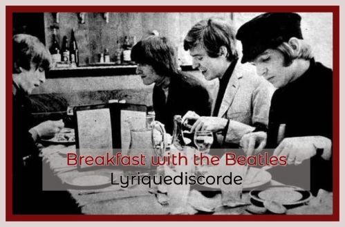 Breakfast with The Beatles Header