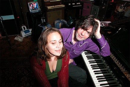Fiona Apple and Jon Brion