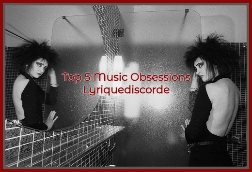 Top 5 Music Obsessions Header