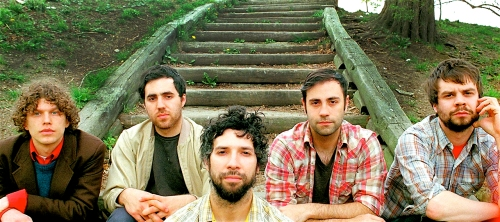 The Acorn Top 5 Music Obsessions