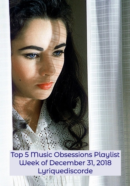 Top 5 Music Obsessions Playlist Header