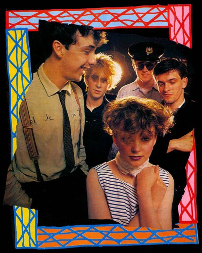 Altered Images Happy Birthday SOTD